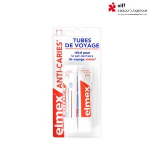 ELMEX - Dentifrice Protection Caries 2 x 12 ML