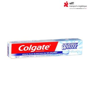 Dentifrice Sensitive White Colgate 75 ML