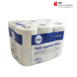 Papier Hygiènique -  Lot de 12