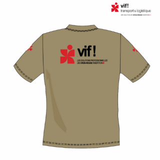 Tee-shirt Croix Rouge Insertion