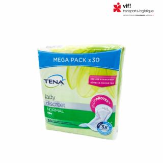 TENA - Lady DISCREET- Normal - Pack de 30